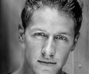 actor, black and white, and Hot image