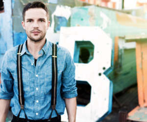 brandon flowers, the killers, and boy image