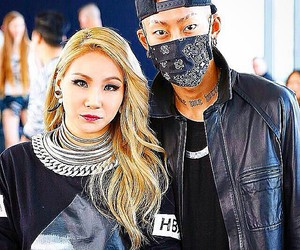 2ne1, lee chaerin, and CL image
