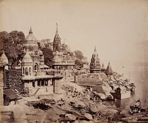 19th century, vintage, and india image