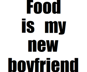 food, boyfriend, and life image