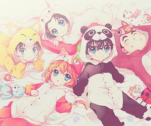 anime, kawaii, and conan image