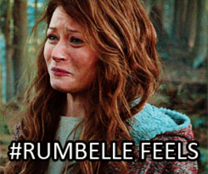 Emilie de Ravin, once upon a time, and rumbelle image