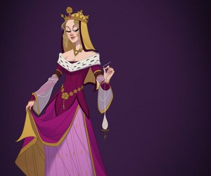 disney, aurora, and sleeping beauty image