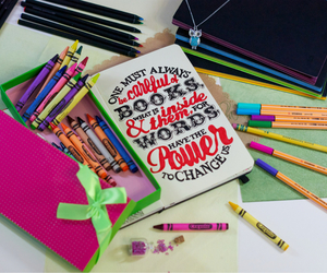 beautiful, book, and doodle image