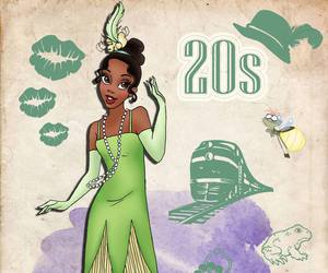 1920s, disney, and retro image