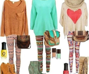 boots, clothes, and outfits image