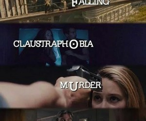 fears, tobias, and tris image
