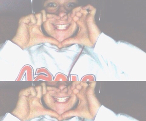 baby, edit, and heart image