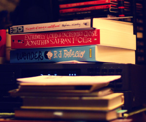books, chbosky, and cd image