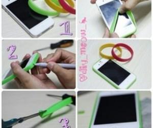 diy, iphone, and phone image
