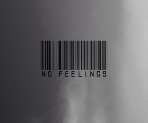 feelings, no feelings, and no image