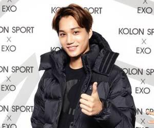 kai, exo, and exo-k image