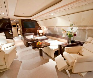 jet, luxury, and private image