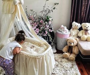 baby, nursery, and cute image