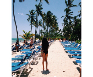 beach, beauty, and hipster image