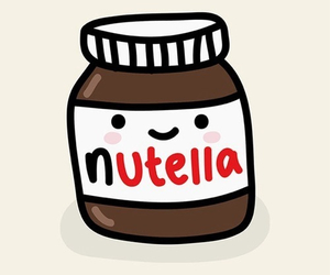 nutella, wallpaper, and wallpapers image