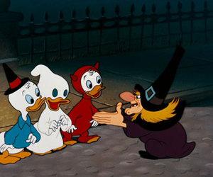 cartoon, disney, and donald duck image