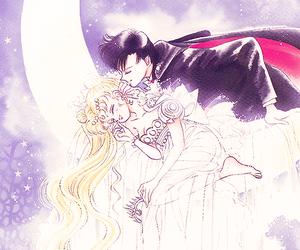 manga and sailor moon image