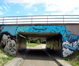 art, graffiti, and belgium image