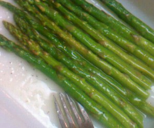 asparagus, vegan, and food image