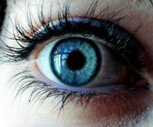 blue, blue eye, and deviantart image