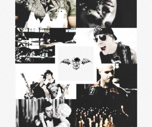 a7x, afterlife, and avenged sevenfold image