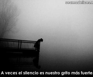 silence and frases image