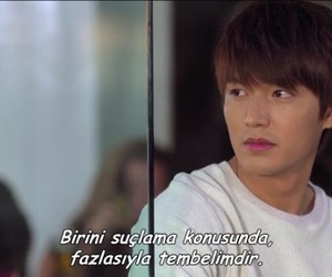 Korean Drama, lee min ho, and replik image