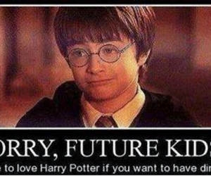 harry potter, hp, and kids image