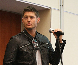 badass, supernatural actor, and Jensen Ackles image