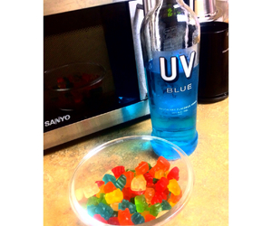 alcohol, candy, and colorful image