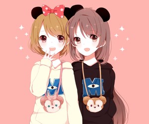 disney, cute, and anime image