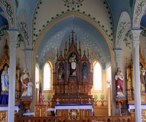 Catholic, churches, and inspiration image