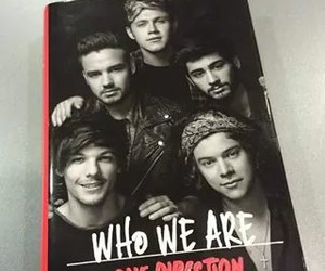 whoweare and onedirection image