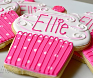 birthday, sweet, and Cookies image