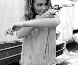 gun and vintage image