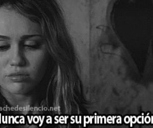 miley cyrus, sad, and quotes image