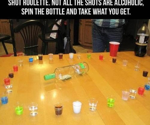 shot, game, and party image