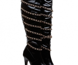 boots, highfashion, and fall 2014 image