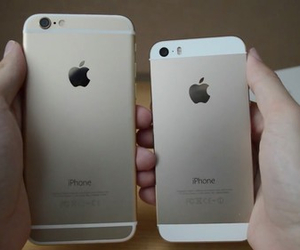 iphone6 vs iphone5 image