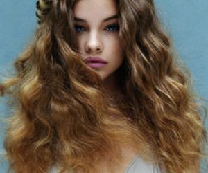 barbara palvin, model, and hair image