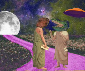 beaver, cosmic, and drugs image