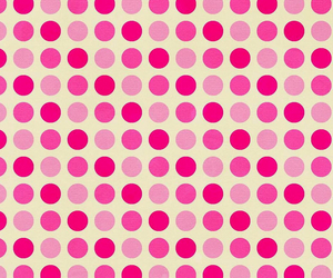 background, pink, and dots image