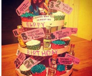 ideas, pastel, and cumpleaños image