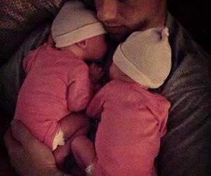 babies, beautiful, and pink image