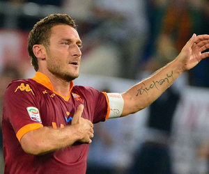 totti, roma, and as roma image