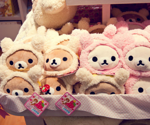 rilakkuma and cute image