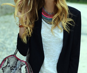blazer, formal outfit, and ootd image