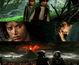 LOTR, frodo baggins, and lord of the rings image